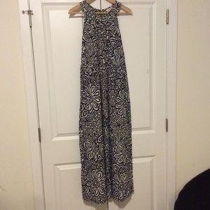 NWOT Ann Taylor Loft Petites Maxi Dress NWOT